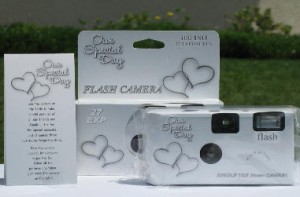 Wedding Photography Tips : Disposable Cameras