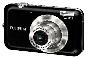 Point and shoot camera reviews | FujiFilm JV100 Review image