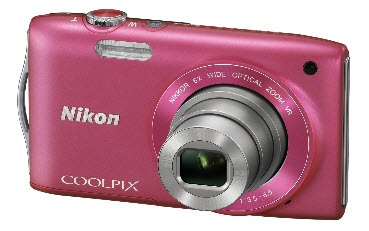 Nikon Coolpix S3300 Review image